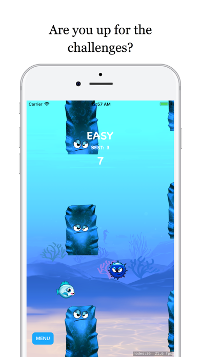 Little Fish - Simple. Fun. screenshot two
