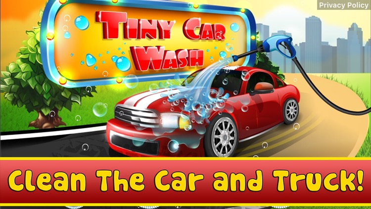 Tiny Car Wash