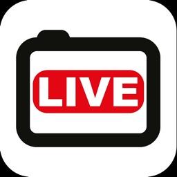 Live Streamer for GoPro® Heros
