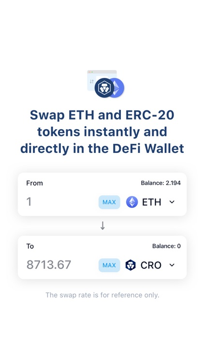 Crypto.com l DeFi Wallet screenshot-5