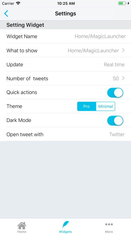 Tweety Pro Widgets for Twitter screenshot-3