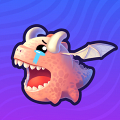 Dragon Wars io: Click & Merge