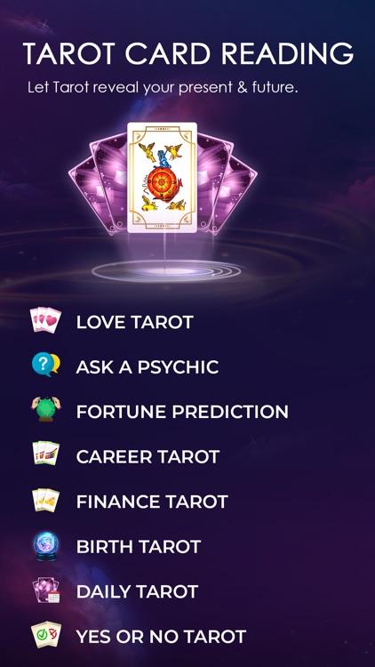 Tarot Card Reading & Astrology screenshot-0