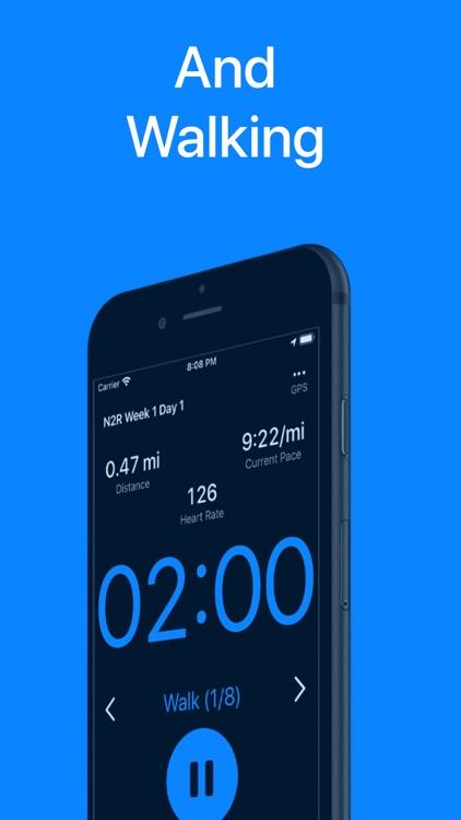 None to Run: Beginner, 5k, 10K screenshot-4