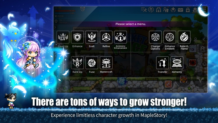 MapleStory M: Fantasy MMORPG screenshot-5