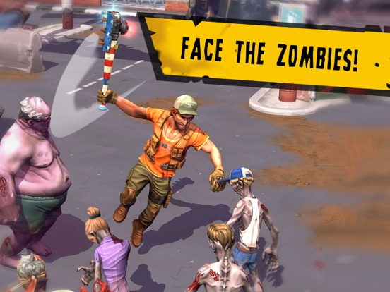 Dead Island: Survivors screenshot #2
