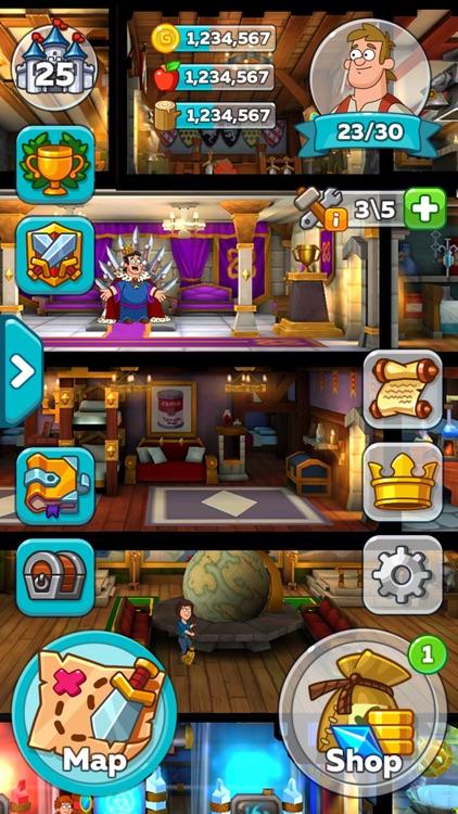 Hustle Castle: Kingdom games screenshot-5