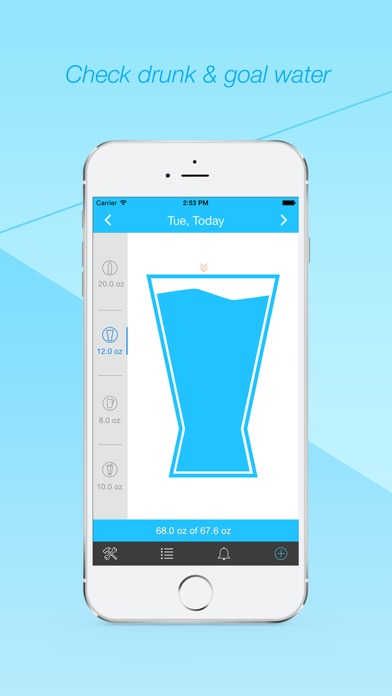 Water Alert ProScreenshot of 1