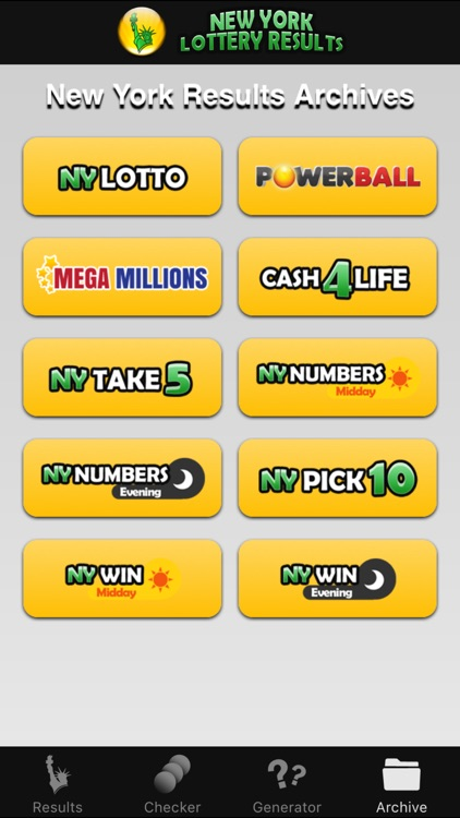 NY Lotto Results screenshot-4