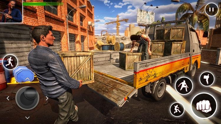 Grand City Battle: Auto Theft screenshot-3