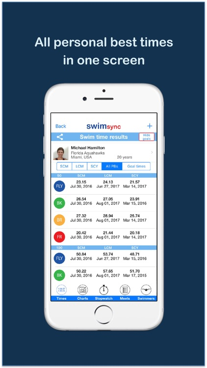 swimsync screenshot-2