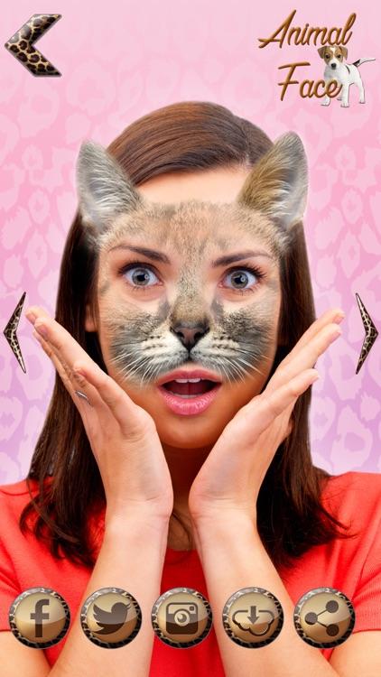 Animal Face Swap Photo Edit.or screenshot-4