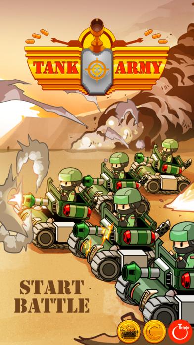 Tank Army - 高速アクション・シューティングゲーム紹介画像8
