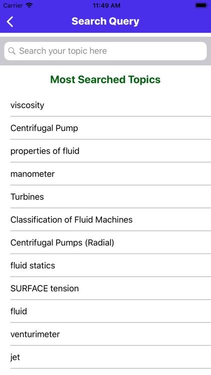 Fluid mechanics : Engineering screenshot-7