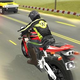 Wrong Way Moto Racer