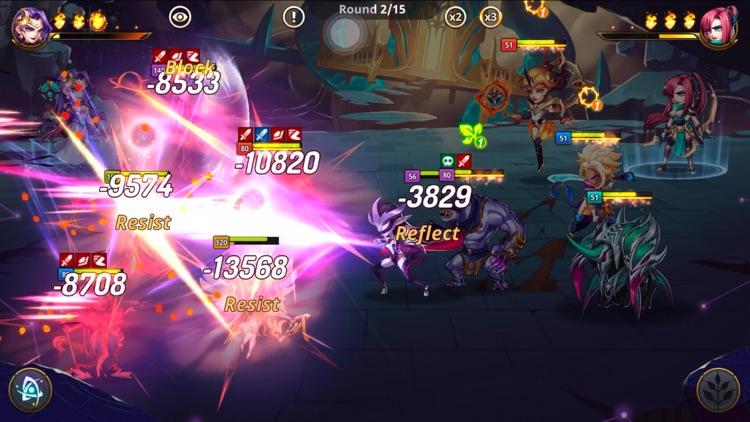 Kỷ Nguyên Triệu Hồi - AFK RPG screenshot-8