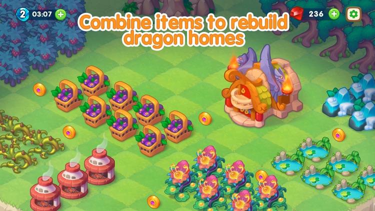 Dragon Magic - Merge games