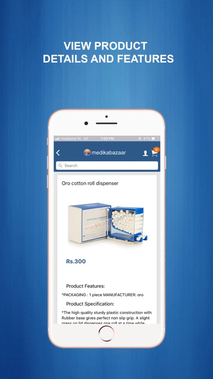 Medikabazaar: Medical Supplies screenshot-4