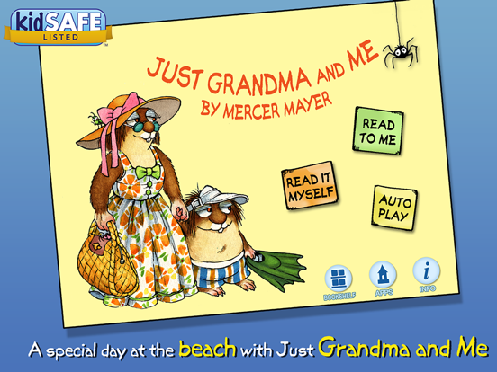 Just Grandma and Meのおすすめ画像1