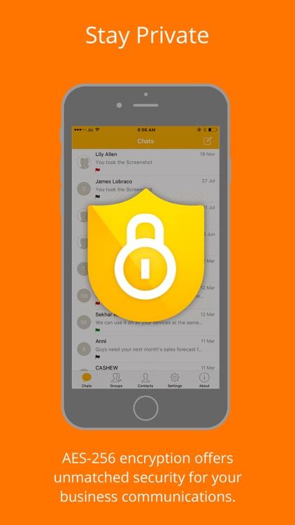 AP Secure Messenger