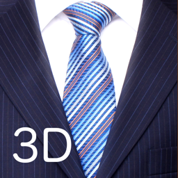 Ícone do app Tie a Necktie 3D Animated
