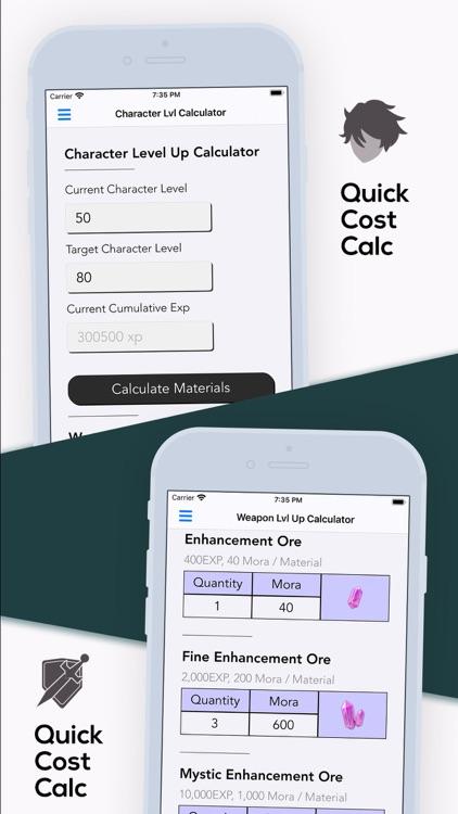 Genshin Impact Pocket Helper screenshot-3