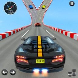 Mega Ramp Car Stunt Games 2021