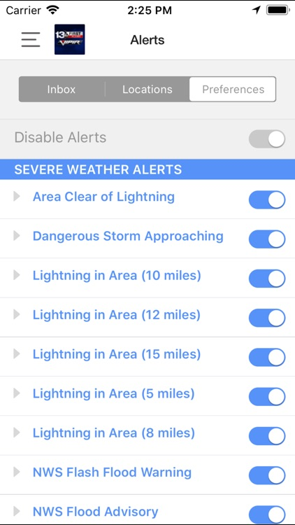 WMBB Weather screenshot-4