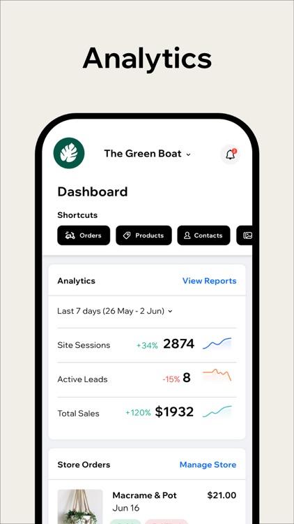 Wix Owner: Websites & Apps screenshot-6
