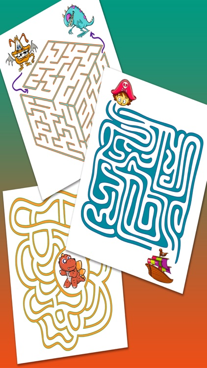 Classic Mazes - Find the Exit screenshot-4