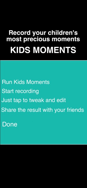 Kids Moments - Quick Collage Screenshot