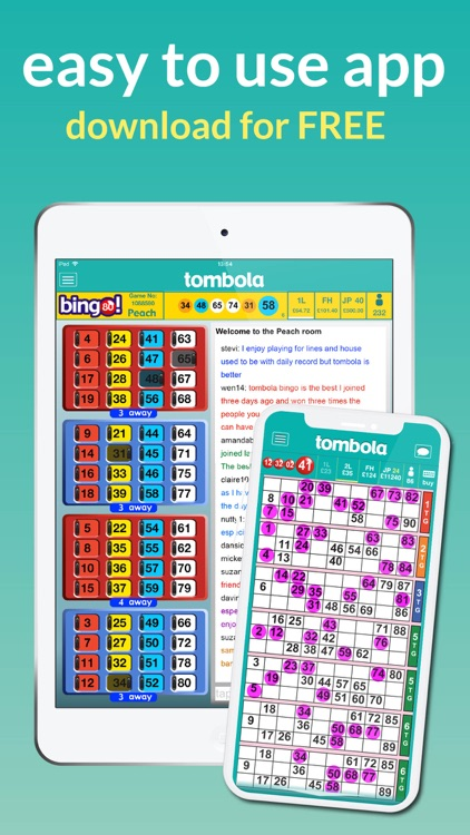 tombola bingo - UK Bingo Games screenshot-9