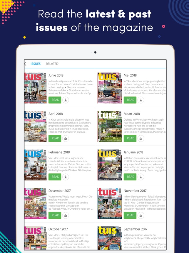 Tuis on the App Store