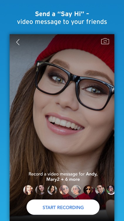 BiTSR Video Chat Screen Share