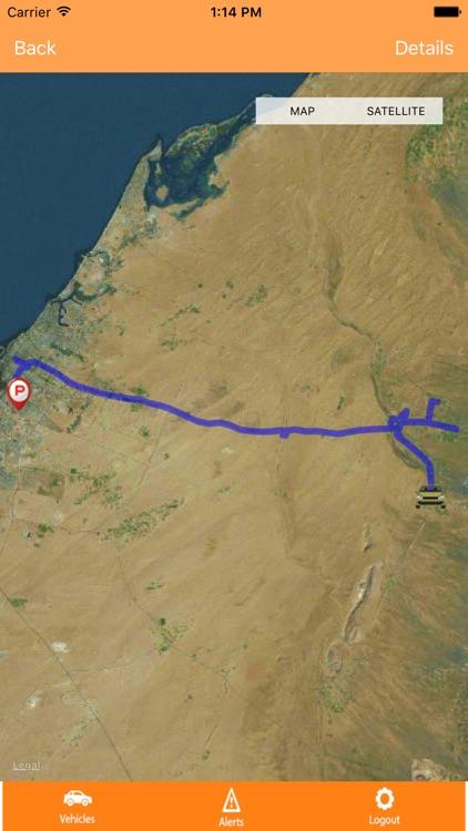 MASS GPS screenshot-4