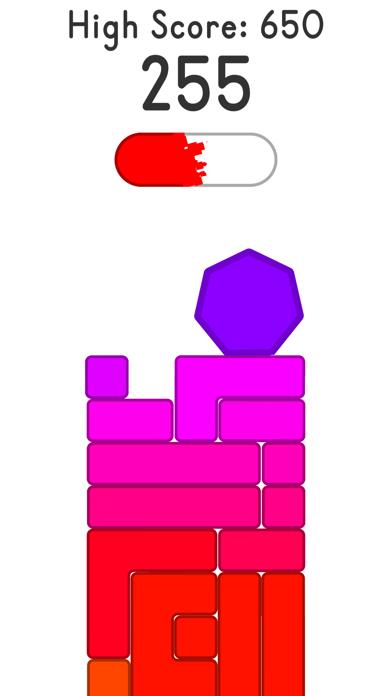 PolyFall screenshot four
