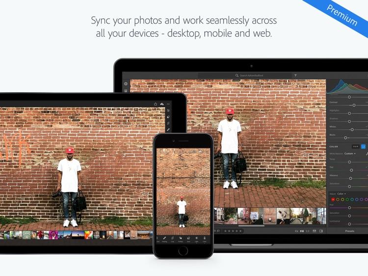 Adobe Lightroom CC for iPad screenshot-7