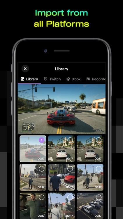 Powder - Edit video game clips screenshot-4