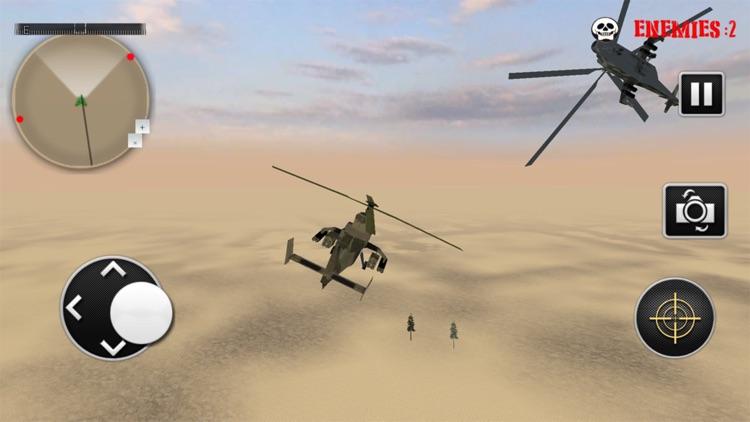 Gunship Battle:Helicopters War screenshot-4