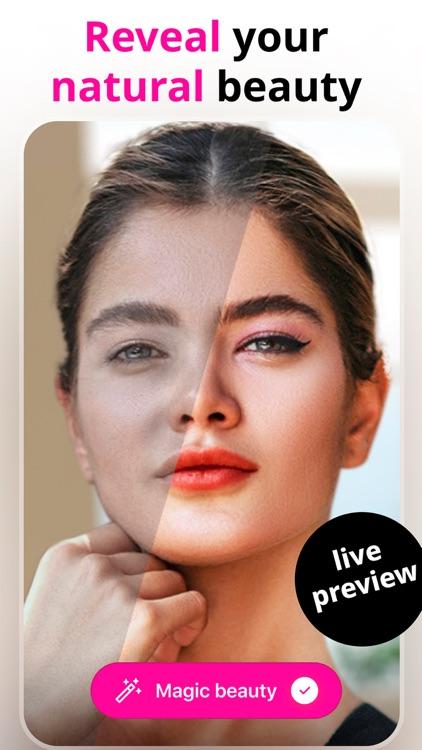 Voir - Makeup & Beauty Filters screenshot-0