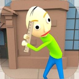 Baldi Stickman Hero Crime City