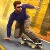 滑长板模拟器3D — 极速竞赛