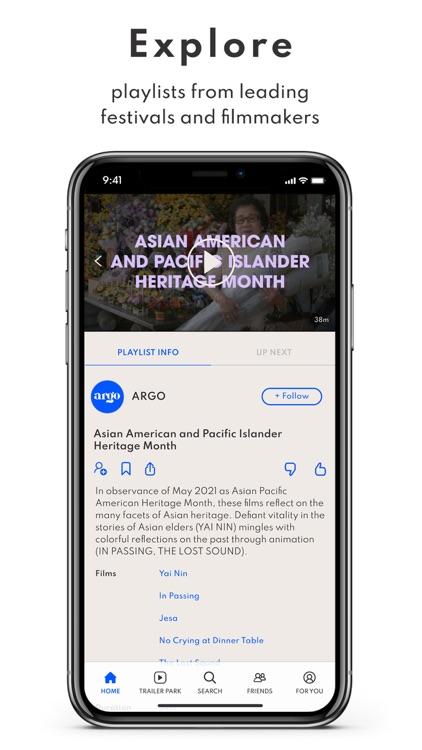 Argo - Watch Short Films screenshot-3