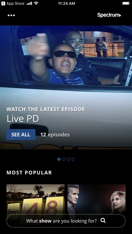 A&E TV Shows screenshot-0