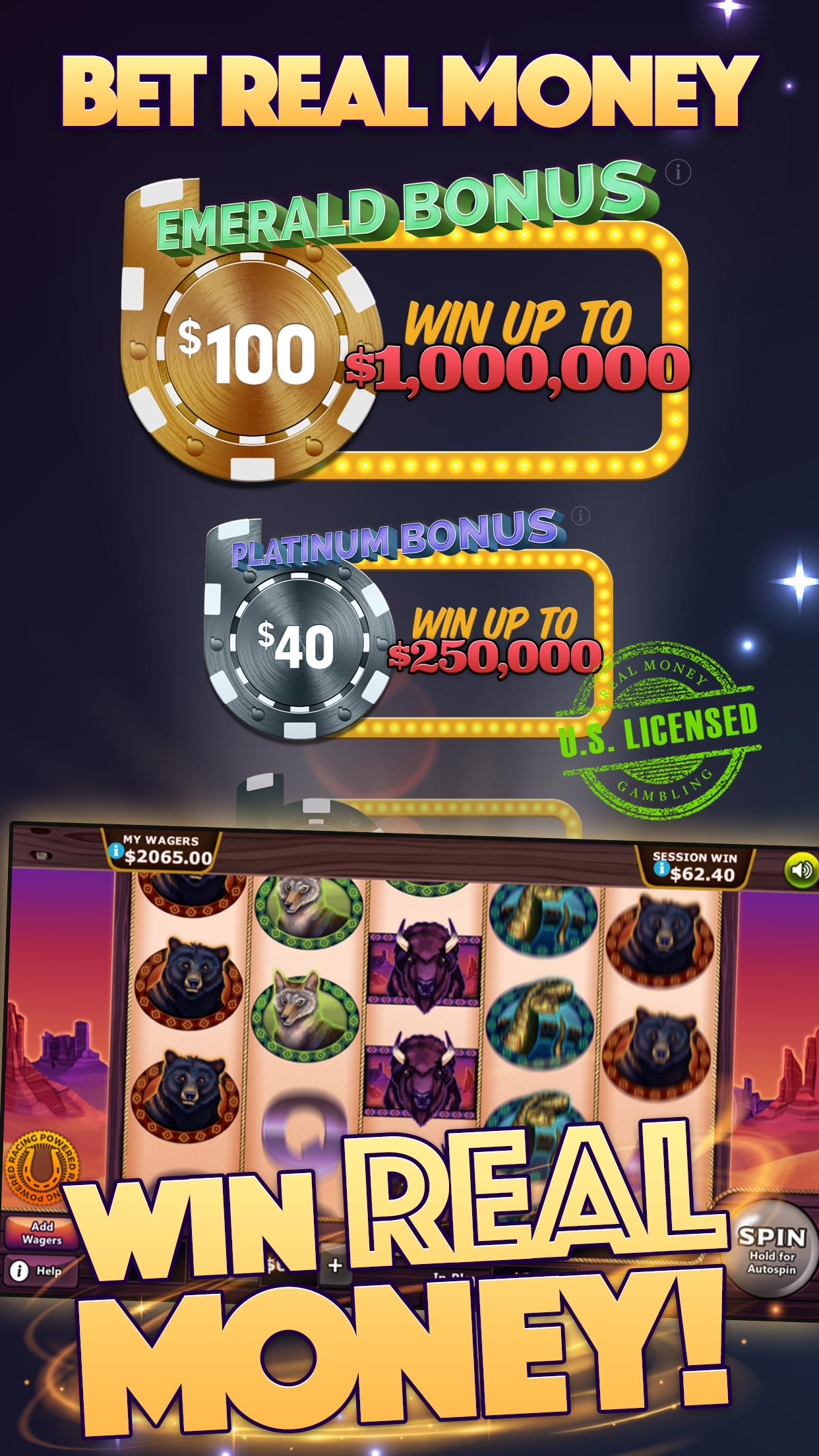 b spot Real Money Gambling Screenshot
