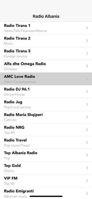 Albanian Radio Shqip on the App Store