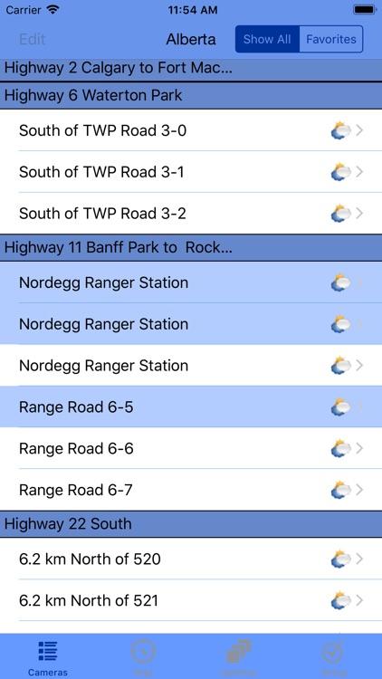 Alberta Traffic by Stanton Software