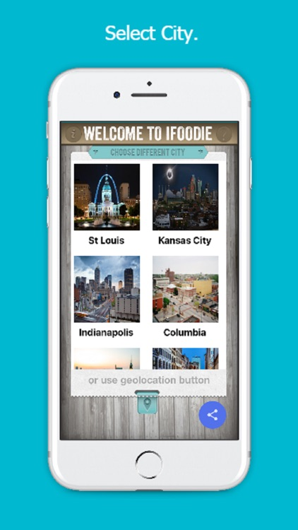 iFoodie - Local Eatery Guide