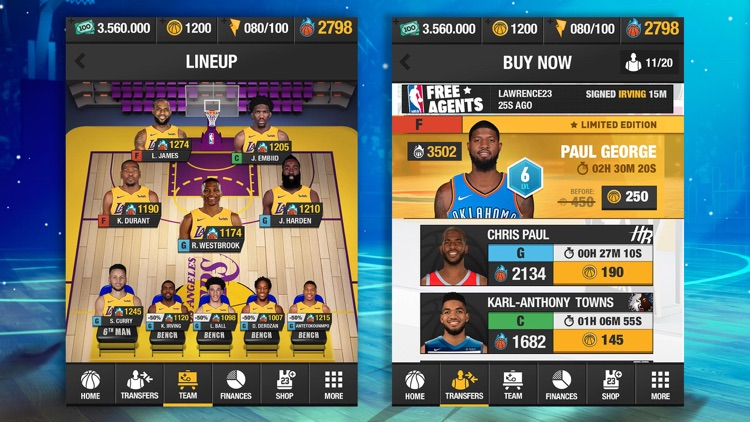 NBA General Manager 2018 screenshot-5