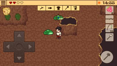 Survival RPG:El tesoro perdidoCaptura de pantalla de7